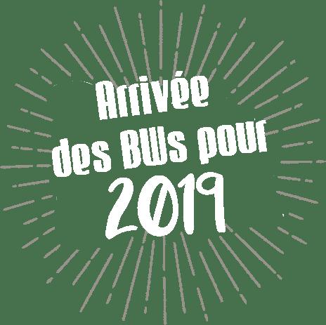 Bières BW pour 2019