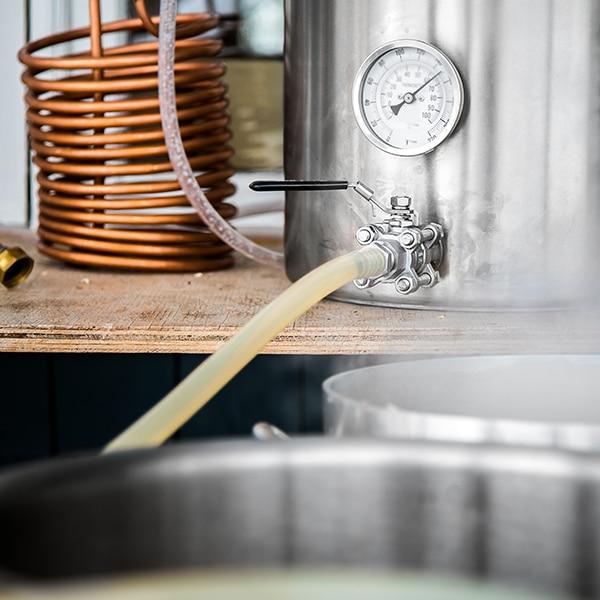 cuve de brassage beer workshop